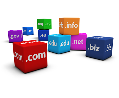 Domain registration, Domain Management & Website Hosting