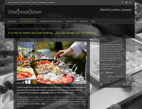 Chef in my Kitchen Private Dining & Catering