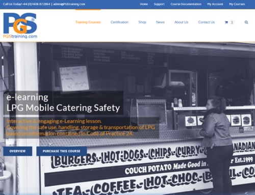 Proactive Gas Safety: E-Learning