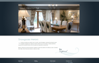 Snowgoose Interiors, Cheshire